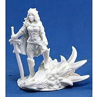 死神ミニチュア77039ボーンズ - Janan、女性ドラゴンスレイヤー