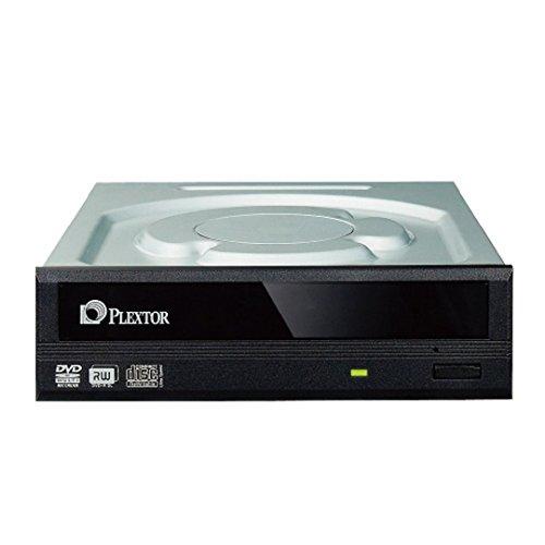 Plextor PX-891SAF-PLUS, DVD-Brenner, 24x SATA DVD/RW, Dual-Layer-Brenner, inkl. Plextools (volle Version), schwarz -