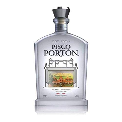 PISCO HACIENDA LA CARAVEDO 70 CL