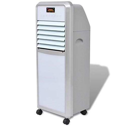 vidaXL Climatizador de ar 120 W 15 L 648 m³/h