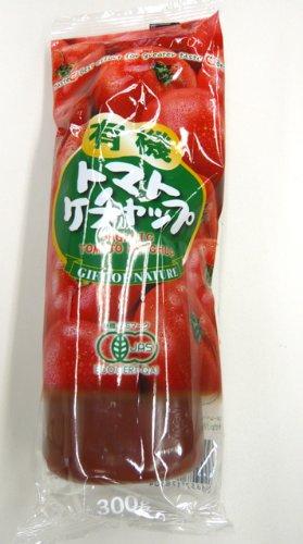 マルシマ 有機トマトケチャップ(チューブ入) <300g>