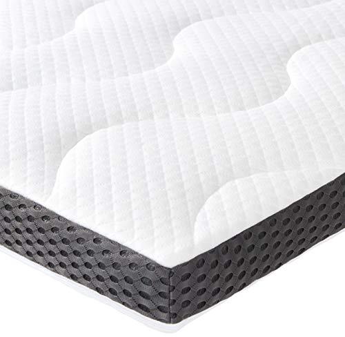 AmazonBasics gel-schuim topper 7 cm - 180 x 200 cm