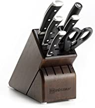 wusthof ikon knife block set