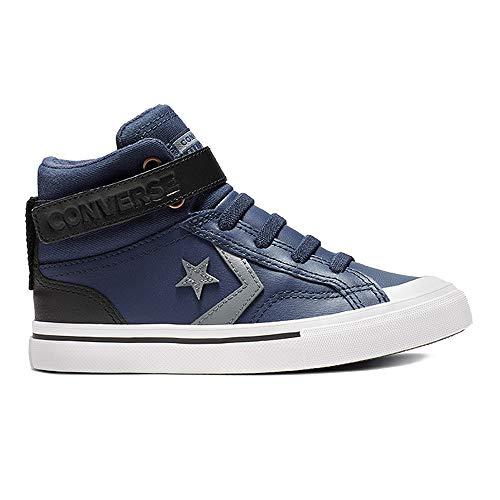 Converse Pro Blaze Strap High Sneaker Kinder dunkelblau/schwarz, 4.5 US - 37 EU - 4 UK