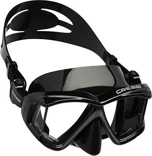 Cressi Pano 4 | Wide Multi Lens View for Scuba Diving - Cressi: Quality since 1946