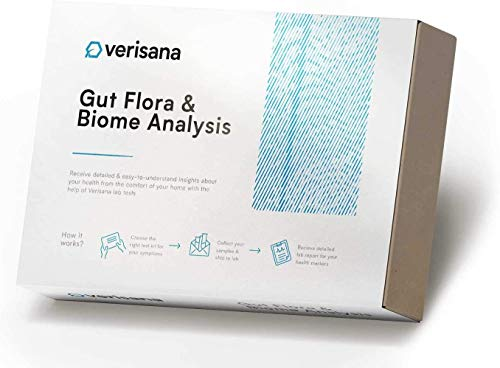 Gut Flora & Biome Analysis- Check for Candida and Mold and Bacterial imbalance of The intestinal Flora