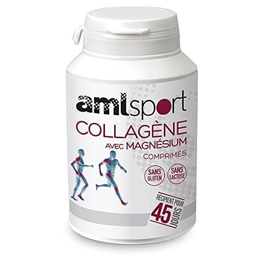 AMLsport - Collagène enrichi en...