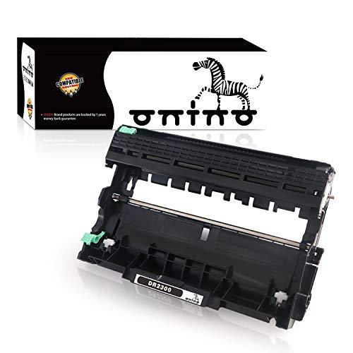 ONINO DR-2300 DR2300 Trommel Kompatibel Trommeleinheit für Brother HL-L2300D HL-L2340DW HL-L2360DN HL-L2360DW DCP-L2500D DCP-L2520DW DCP-L2540DN DCP-L2560DW MFC-L2700DW MFC-L2720DW