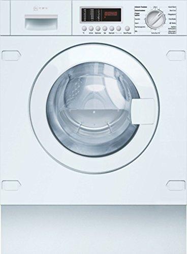 Neff V6540X1 Waschtrockner / 1100 kWh / Energieeffizienz B / AquaStop
