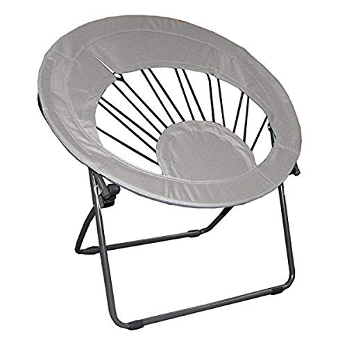 GreyRound Chair for Living Room Use