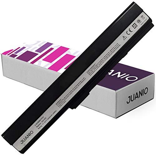 Bateria para portatil ASUS A52D X52J A52J N82JV 10.8V 4400mAh - JUANIO -