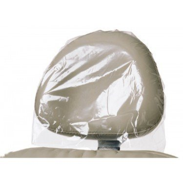 3D Dental PL-HRSM Headrest Cover, Poly, 11