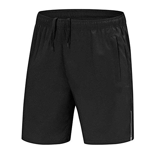 WANGJIE Sport Broek voor heren Stretch Sneldrogende Casual Sport Shorts Training Fitness Basketbal hardloopbroek Zomer