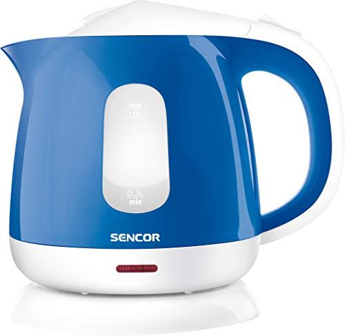 Sencor SWK 1012BL Wasserkocher, Blau