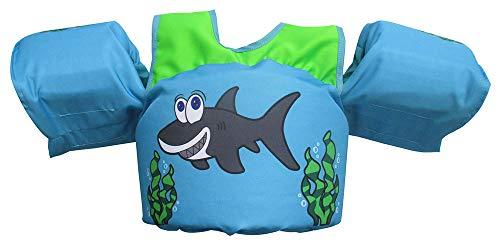 Body Glove Paddle Pals Learn to Swim Life Jacket (Aquatic Shark)