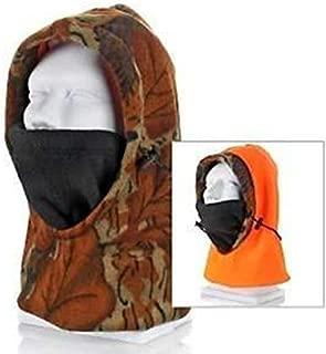 Hot Headz Polarex 6-in-1 Fleece Hood - Camo