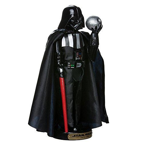 Kurt Adler 13-Inch Star Wars Hollywood Darth Vader Nutcracker