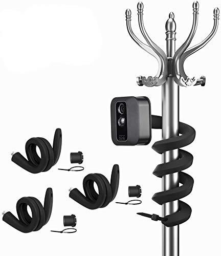 【Verbesserte Version】 HOLACA 【3Pack】 Flexible Twist Mount für Blink XT2, Blink Mini und Blink Innen- und Außenkamera