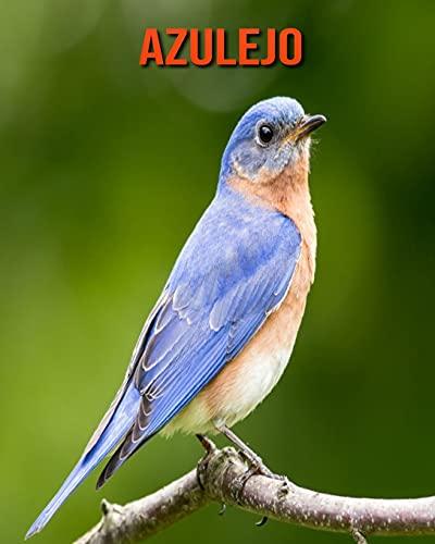 Azulejo: Libro para niños con imágenes hermosas y datos interesantes sobre los Azulejo