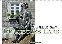 Bilderbogen Bergisches Land (Wandkalender 2022 DIN A3 quer): Fotografischer Streifzug durch das Bergische Land (Monatskalender, 14 Seiten )
