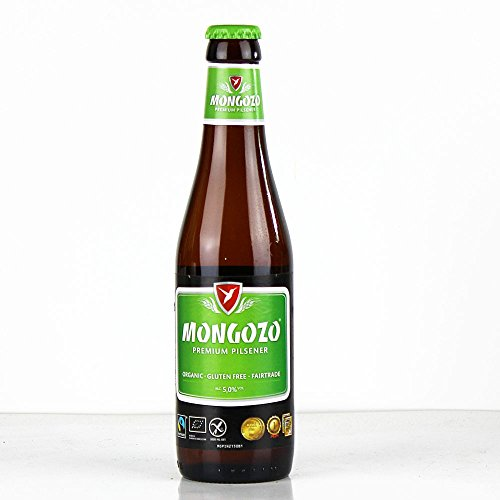 Mongozo - Premium Pilsner 33Cl x6