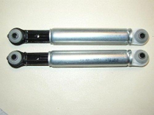 1 Paar ANSA Stossdämpfer Reibungsdämpfer 120N für Miele Waschmaschine Novotronic Alternativersatzteil ersetzt Suspa