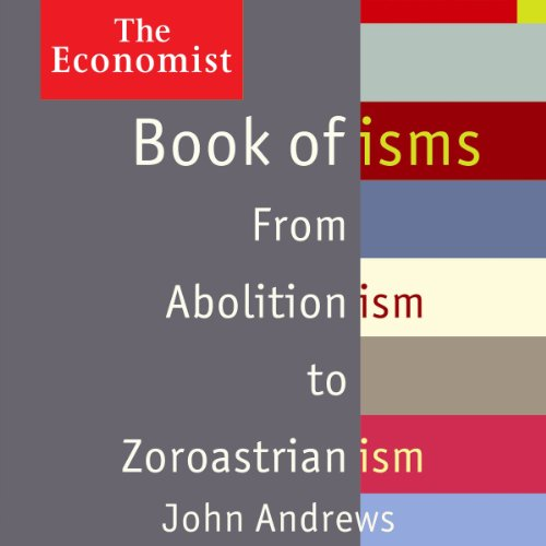 Book of Isms audiobook cover art