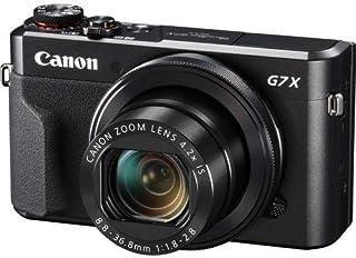 Canon PowerShot G7 X Mark II - 20.1 MP, Point and Shoot Camera, Black