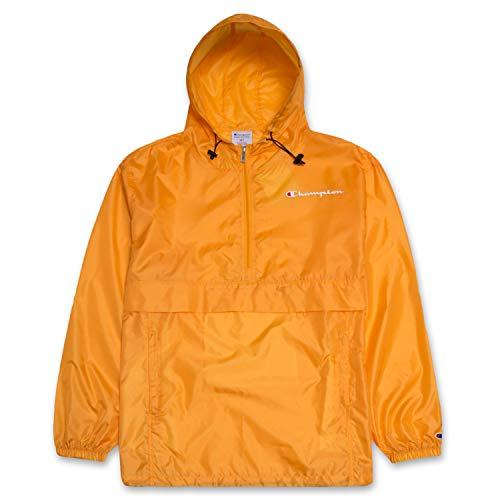Champion Jacket Mens Big And Tall Hoodie Anorak Windbreaker men Rain Jacket