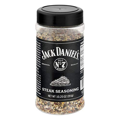 Jack Daniel's 01763 Steak Original Quality Seasoning, 10.25 oz