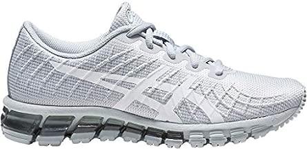 ASICS Women's Gel-Quantum 180 4 Running Shoes, 9M, MID Grey/White