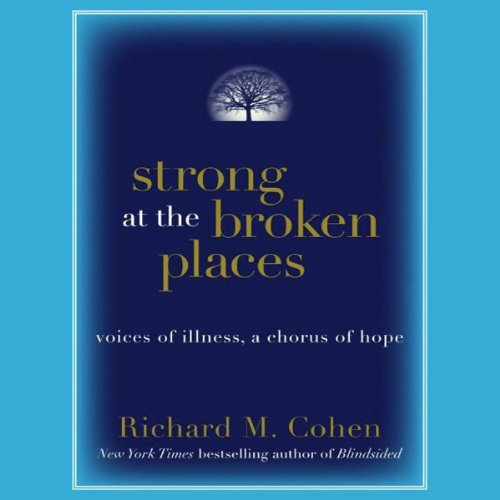 Strong at the Broken Places audiobook cover art