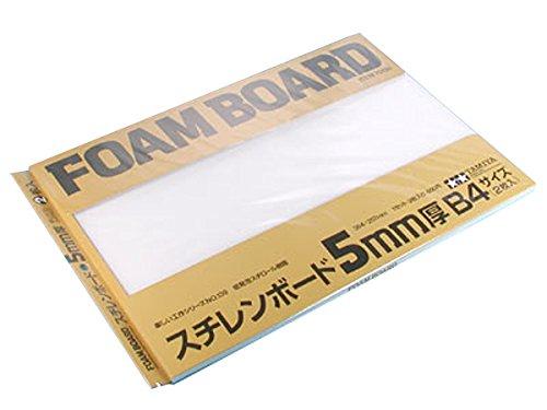 楽しい工作シリーズ No.139 スチレンボード5mm厚 2枚入 (70139)