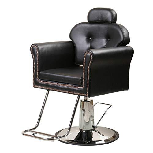 Salon Style Vintage All Purpose Hair Cutting Styling Shampoo with Hydraulic pump Shampoo Barber Salon Chair Barbershop Chairs Equipment