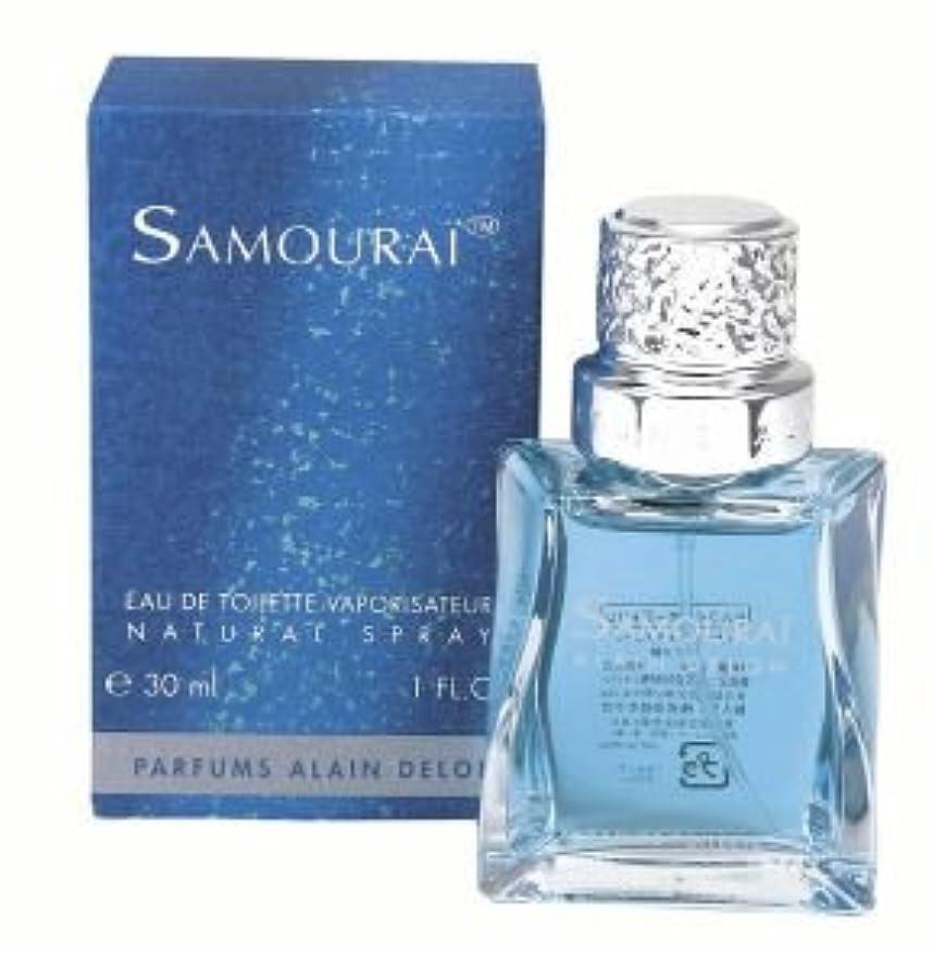 補助金冷酷な参照するアランドロン香水 ALAIN DELON サムライ NSUM30ML オードトワレ 30ML (並行輸入品)
