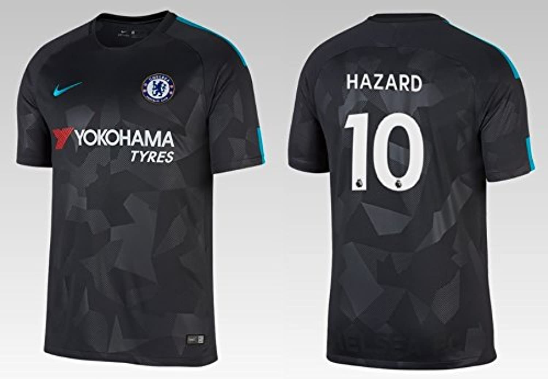 Trikot Herren FC Chelsea 2017-2018 Third - Hazard 10 10 10 B076KXXCZX  Haltbarer Service fff24b