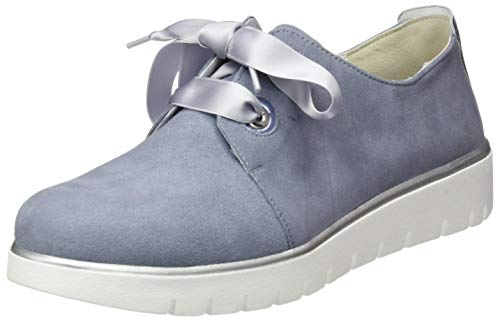Semler Damen Pia Sneaker, Blau (Sky-Wolke 159), 42 EU
