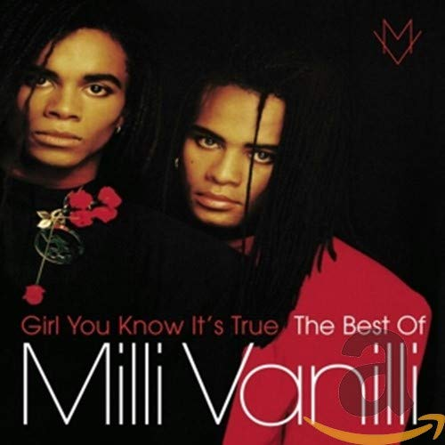 Girl You Know It'S True - The Best Of Milli Vanilli. Camden 1cd