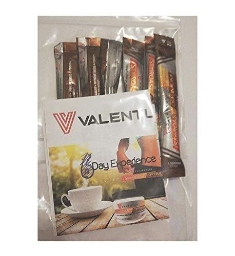 Valentus plan 6 diasMétodo Valentus PLAN de 6 Días - CAFE Slim Roast Optimum de VALENTUS - Supresor del Apetito - Control y PERDIDA de PESO