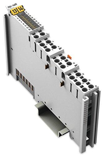 WAGO Kontakttechnik Digital Eingangsklemme 750-1405 16-Kanal DC24V 3.0ms I/O-System 750 Feldbus, Dez. Peripherie - Digitales Ein-/Ausgangs-Modul 4045454905590