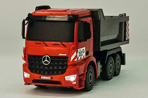 RC Auto kaufen Baufahrzeug Bild 3: Carson Modellsport Muldenkipper 1:26 RC Einsteiger Funktionsmodell Baufahrzeug inkl. Akku, Ladegerä*