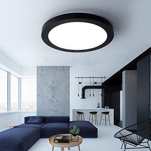 Nieuwe Light-Emitting diode LED redundante Modem Eenvoudig voor dormitoriums Establio Estados Unidos Restorante Balcón baño cocina negro-45-Stepless oscurecimiento