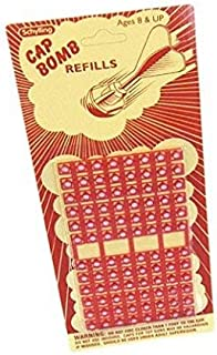 Retro Cap Bomb Refills 96 Caps Schylling-Prank Toys