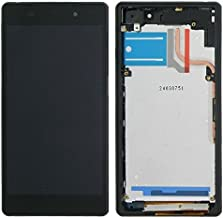 Phone Replacement Parts LCD Display + Touch Screen Digitizer Assembly with Frame Replacement Compatible with Sony Xperia Z2 / D6502 / D6503 / D6543 (3G Versioin)