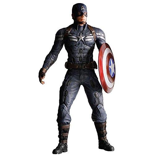 Dragon Models - Dm38128 - Figurine - Bande Dessinée - Captain America - The Winter Soldier - Action Vignette