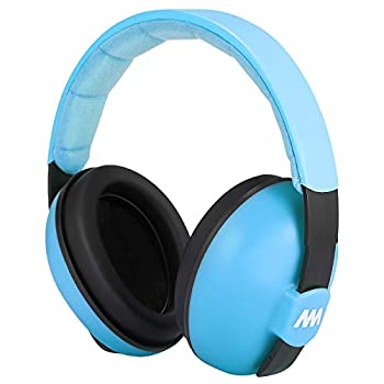 Baby Ear Protection Noise Cancelling Headphones for Babies and Toddlers - Mumba Baby Earmuffs - Ages 3-24+ Months - for Sleeping Studying Airplane Concerts Movie Theater Fireworks