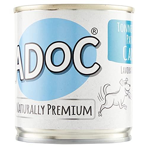 Adoc - Cibo Umido per Cani Adulti con Ingredienti...