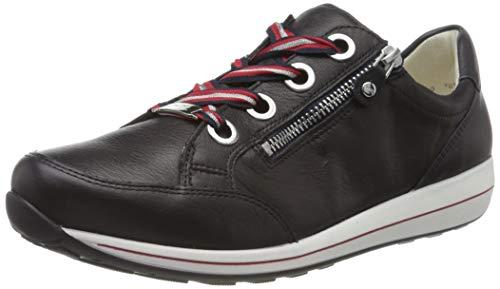 ara Damen OSAKA Sneaker, Blau 72), 40 EU(6.5 UK)