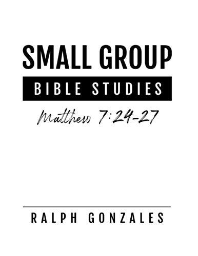 Small Group: Bible Studies