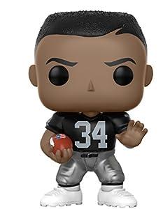 Funko POP NFL: Bo Jackson (Raiders Home) Collectible Figure